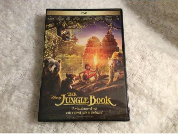 BRAND NEW Disney's The Jungle Book