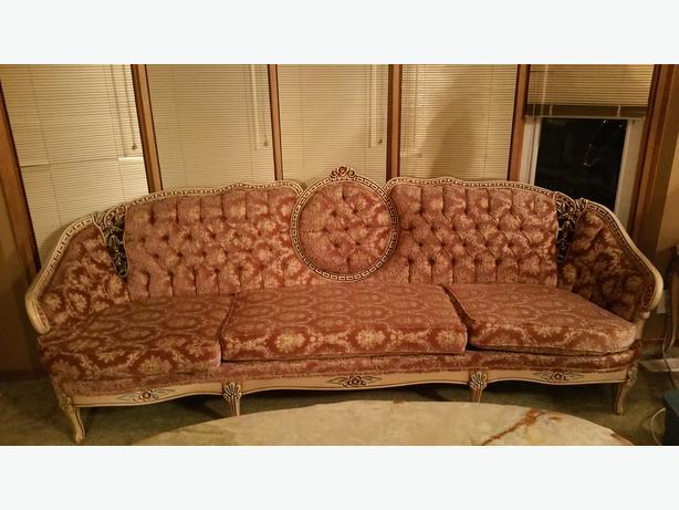 french provincial living living room set south regina regina