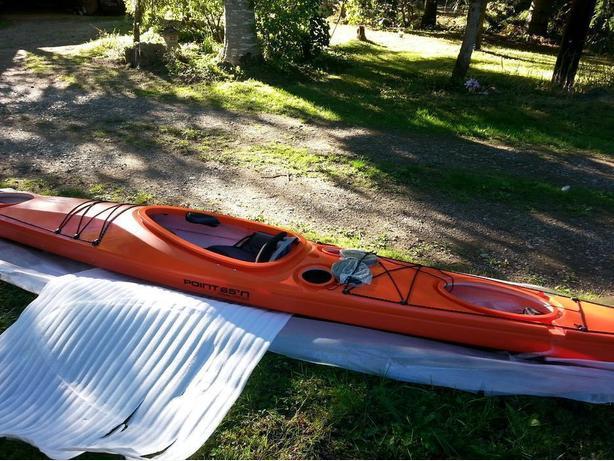 Kayak Point 65N sweden, Seacruiser