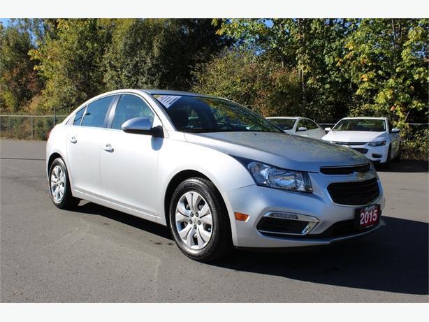 2015 Chevrolet Cruze LT | 4G LTE WIFI | REMOTE START | USB PORT |