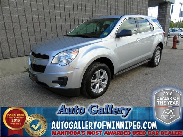 2014 Chevrolet Equinox LS * Low kms!