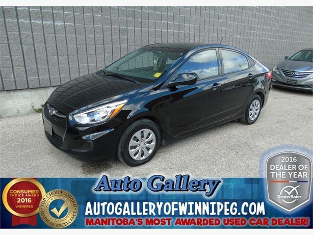 2016 Hyundai Accent GLS*Low price!!