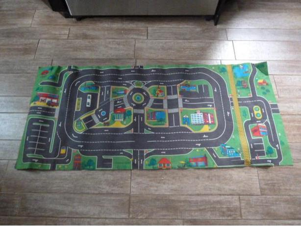 Child's playmat