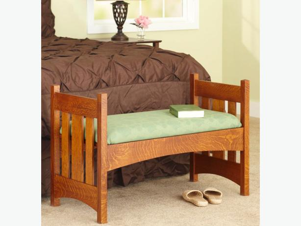 Wanted - entranceway bench