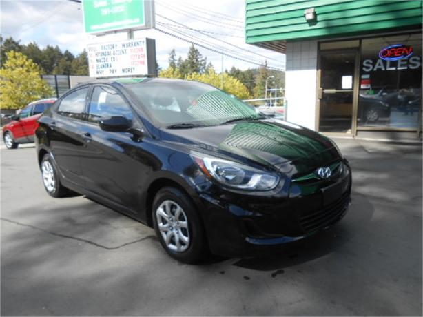 2012 Hyundai Accent GL 4-Door