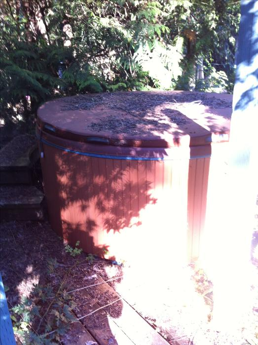 Tub Repair  Vernon Hot Tub Repair