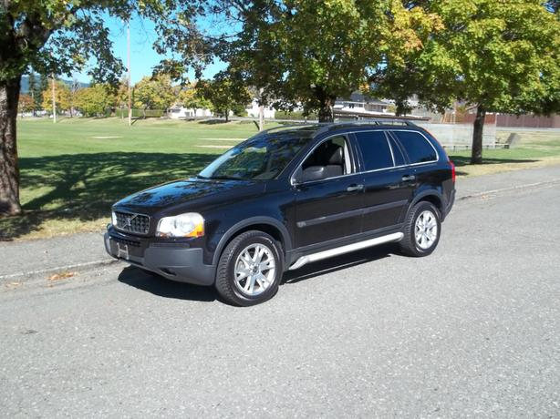 2004 VOLVO XC 90 T6  ALL WHEEL DRIVE