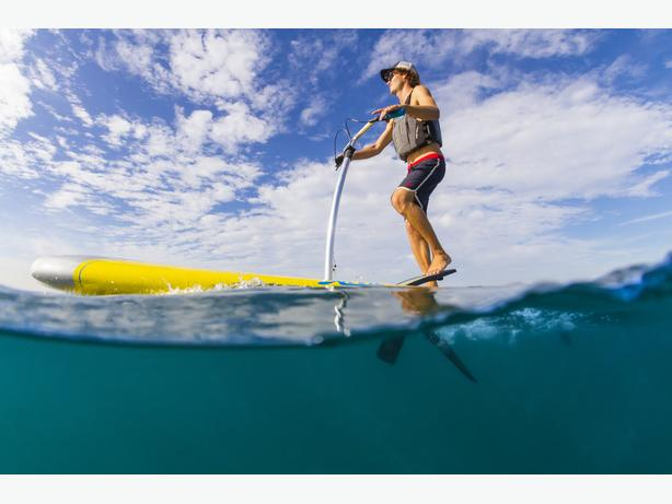 Ex Rental/Demo - Hobie Mirage Eclipse SUP's PaddleBoard