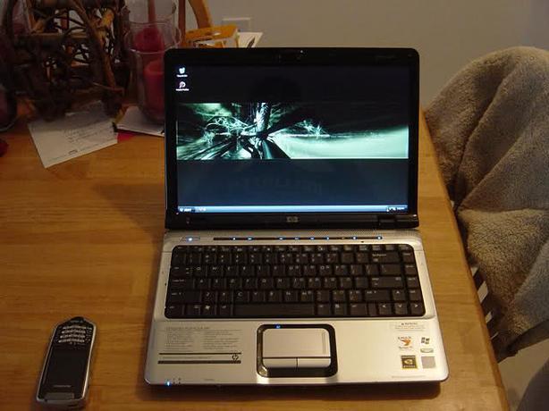 HP DV2000