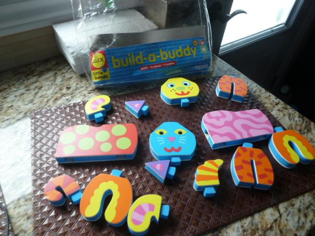 Build –a-Buddy PETS By little hands