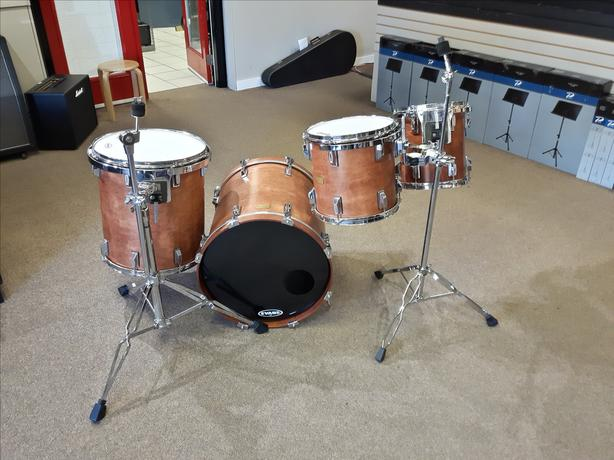Canwood Custom Percussionist Drum Kit