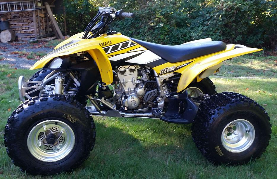2006 yamaha yfz 450 special edition 3350 firm outside. Black Bedroom Furniture Sets. Home Design Ideas
