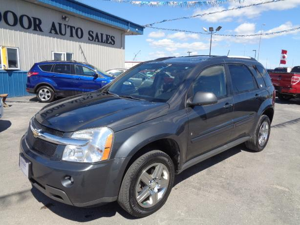 2009 Chevrolet Equinox LT #I5201 INDOOR AUTO SALES WINNIPEG