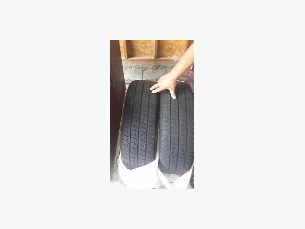 2 Bridgestone Tires from 2009 CRV