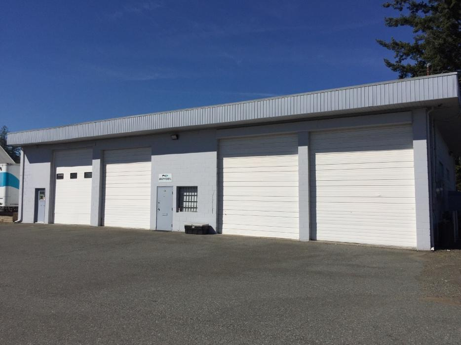 Commercial warehouse space for lease chemainus cowichan for 7 summerland terrace