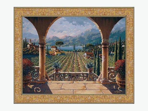European wall tapestries