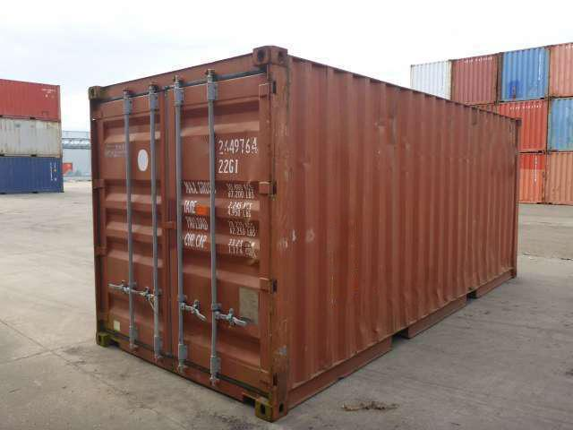 Buy Used Shipping Containers Vancouver Island