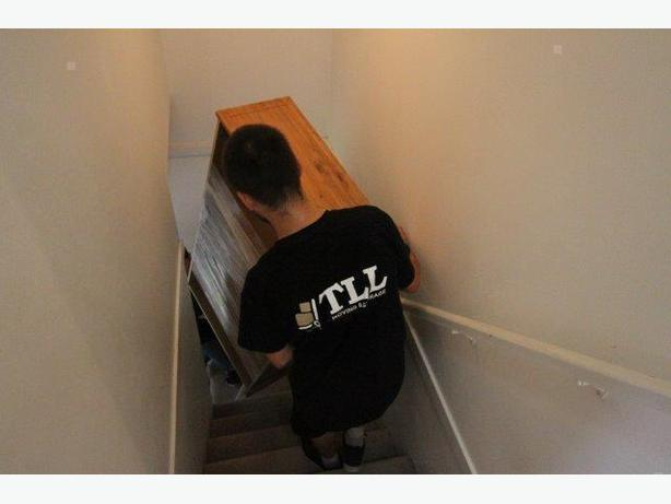 Moving services, packing services company TLL
