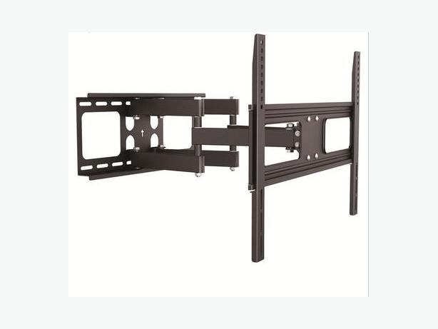 "Full Motion Dual Arm Articulating TV Wall Mount for 37"" to 70"" TV"