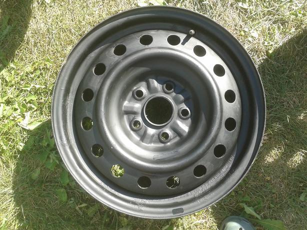 4 x Steel Rims