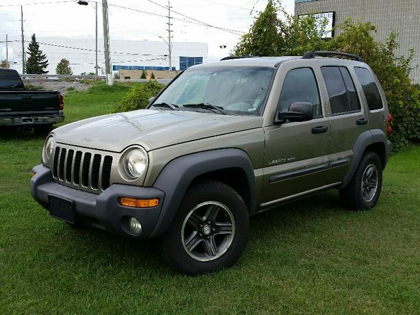 2003 Jeep Liberty Sport 4X4