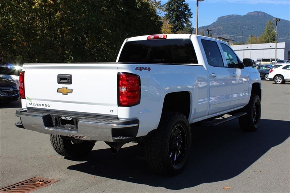 Chevrolet Silverado 2500hd Gatineau >> 2015 Chevrolet Silverado 2500HD LT 1 Owner Duncan, Cowichan