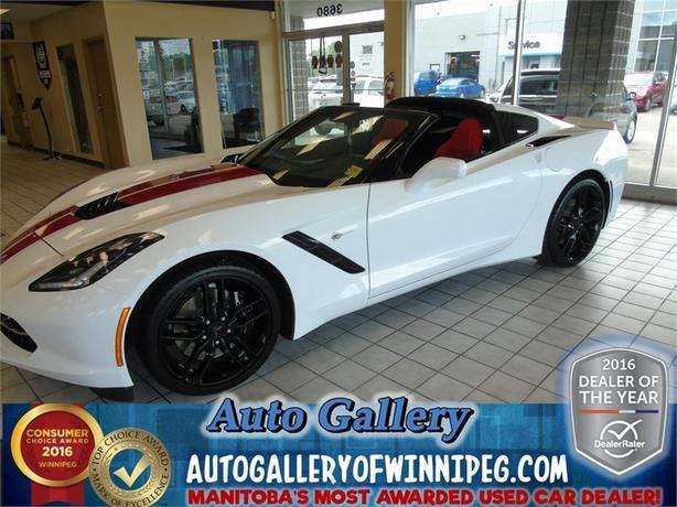 2016 Chevrolet Corvette Z51 2LT*NAV/DATACAM