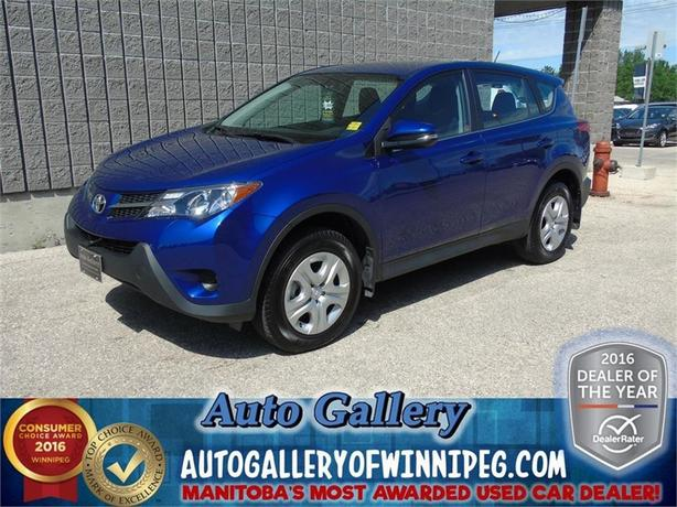 2015 Toyota Rav4 AWD*Only 5, 501 kms!