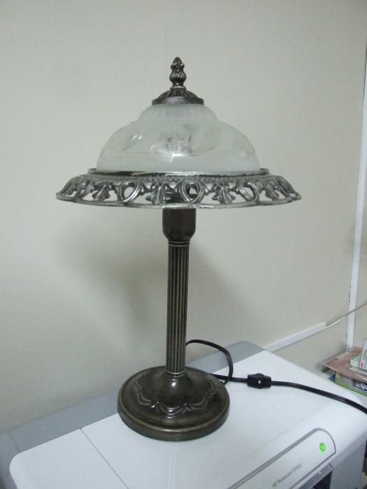 Liting Universal Lamp Lake Cowichan, Cowichan