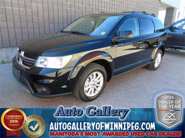 2015 Dodge Journey SXT*ONLY 43 KMS!!