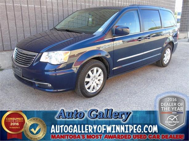 2015 Chrysler Town & Country Touring*Pwr.Sliders