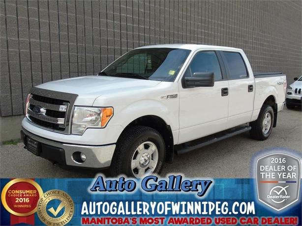 2014 Ford F-150 XLT *LOW KMS!