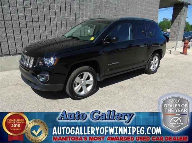 2015 Jeep Compass High Altitude*4x4