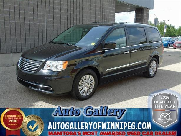 2015 Chrysler Town & Country Prem.*Lthr/NAV/Roof