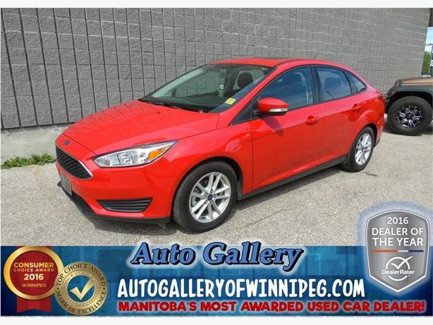 2015 Ford Focus SE *only 4, 708 kms!