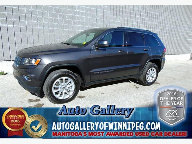 2015 Jeep Grand Cherokee Laredo 4x4 *4, 901kms