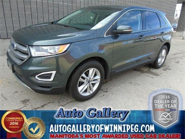 2015 Ford Edge SEL *Heated Leather