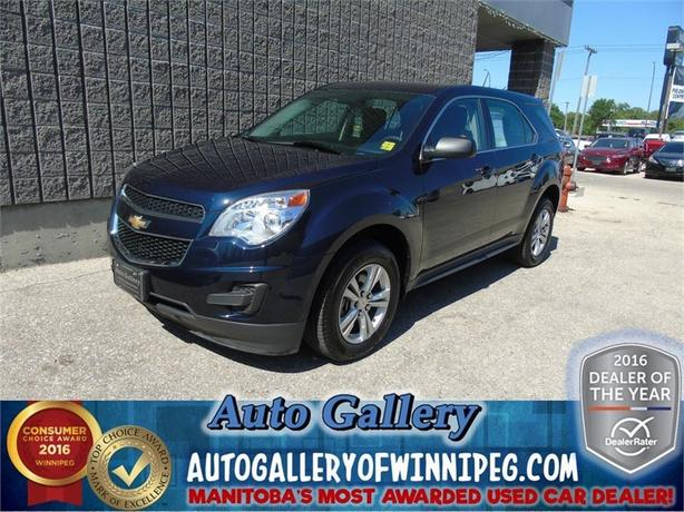 2015 Chevrolet Equinox LS *Great on gas!