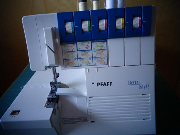 Pfaff Cover lock  serger