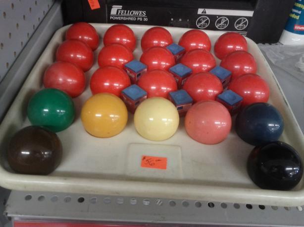 Snook Balls