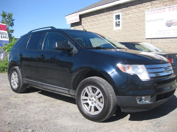 2008 Ford Edge SEL, 165km LOADED, 12M.WRTY+SAFETY $7990