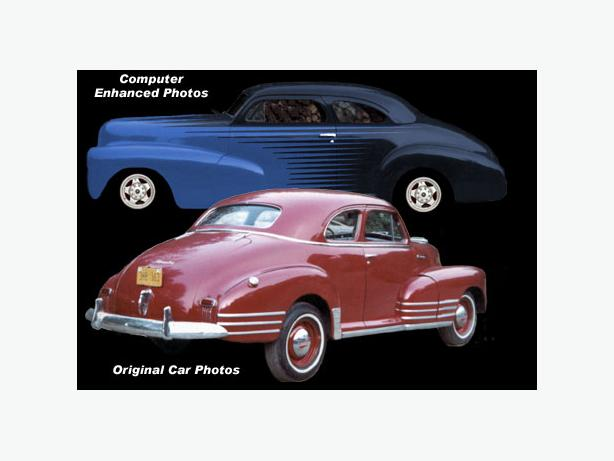 1947 & 1948 Chevy Car Parts.