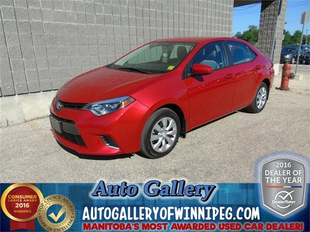 2016 Toyota Corolla LE*Only 1, 056 kms!