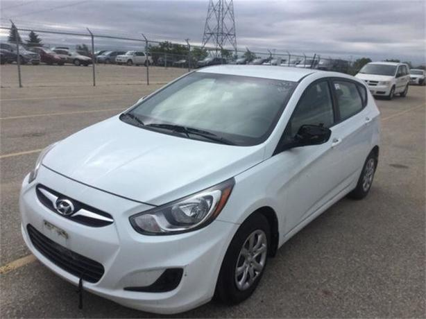 2013 Hyundai Accent GL *HtdSeats/Low KMS