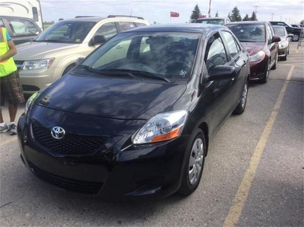 2009 Toyota Yaris *ONLY 5, 615 KMS!!!