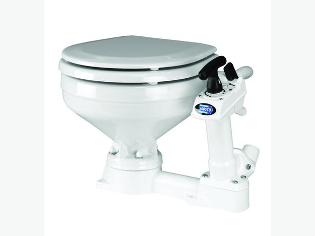 Jabsco Toilets - Compact & Regular Bowl