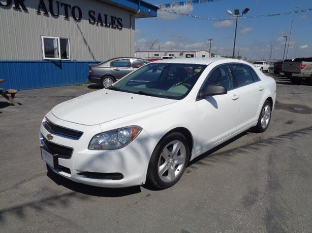 2011 Chevrolet Malibu LS #I5159 INDOOR AUTO SALES WINNIPEG
