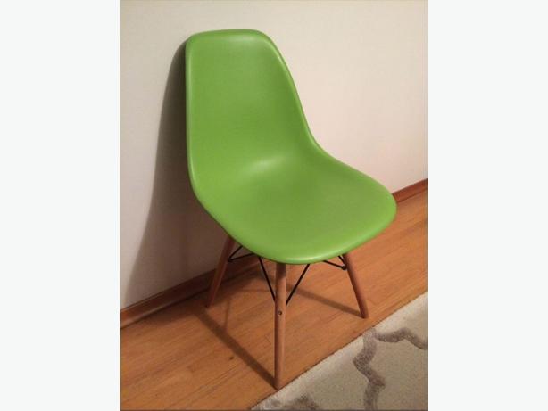 Brand new eames eiffel chair mid century modern south regina regina - Eames eiffel chair reproduction ...