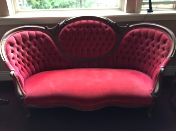 Beautiful Settee