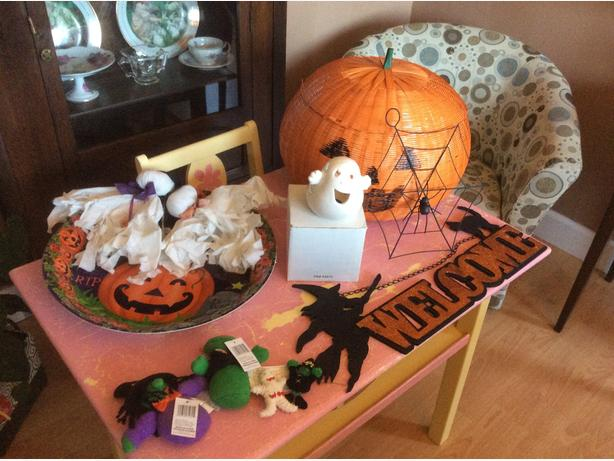 Halloween decoration LOT